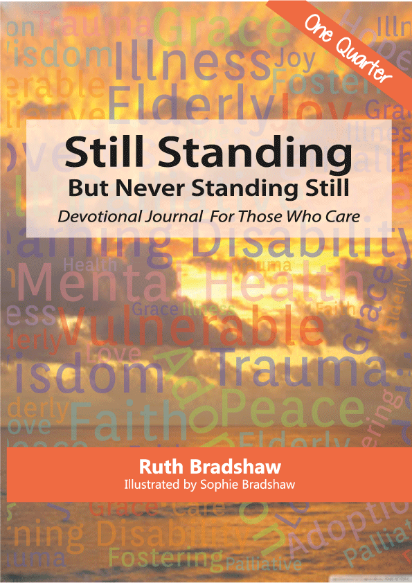 Still Standing   Daily Devotional and Journal for Carers & Caregivers